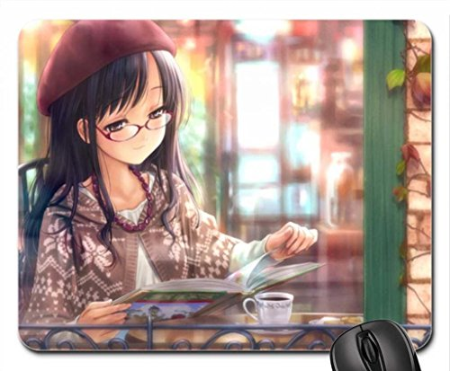 Reading Mouse Pad, Mousepad (10.2 X 8.3 X 0.12 Inches)