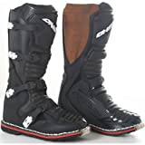 Oneal Element II Motocross Boots US8 / UK7 Black