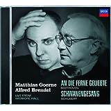 Schubert: Schwanengesang/Beethoven: An die Ferne Geliebte