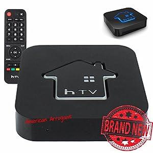 HTV 3 TVPAD Killer Chinese HK TW Vietnam TV Live IPTV Media Streamer Android Box HD Chinese Live Apps Kodi Quad-Core