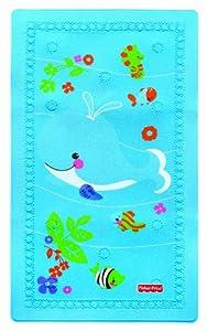 Fisher Price Temperature Change Bath Mat (Multi-Coloured)