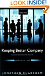 Keeping Better Company: Corporate Gov...