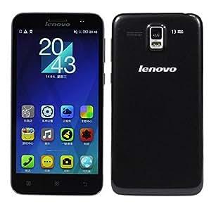 Lenovo A8 A808T Octa Core 4G TD-LTE Smartphone w/ MTK6592 5.0 Inch IPS HD Screen 2GB+16GB Android 4.4 13.0MP Camera - Black