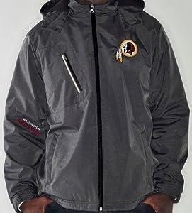 Washington Redskins NFL G-III Elite 8 Full Zip Hooded Premium Performance Jacket by G-III Sports