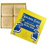 Solros-Tval Swedish Dream Sunflower Facial Soap
