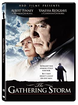 "Cover of ""The Gathering Storm"""