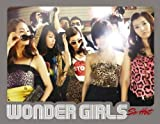 韓国音楽 Wonder Girls(ワンダーガールズ)3rd Single Album - So Hot(WONDER3S)