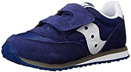 Saucony Jazz Hook and Loop Sneaker (Toddler/Little Kid),Cobalt Blue,6 M US Toddler