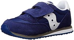 Saucony Jazz Hook and Loop Sneaker (Toddler/Little Kid),Cobalt Blue,7 M US Toddler