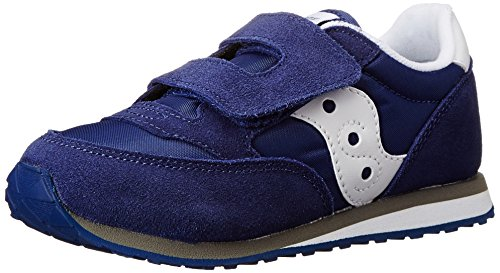 Saucony Jazz H&L Fashion Sneaker (Toddler),Cobalt Blue,10 M US Toddler