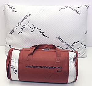 feel my bamboo pillow reviews