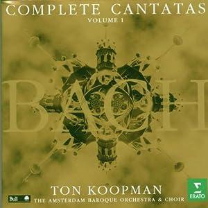 Bach;Complete Cantatas V.1