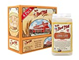 Bob's Red Mill Super-Fine Almond Flour, 16-Ounce Packages (Pack of 4)