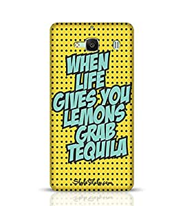 Stylebaby When Life Gives You Lemons Grab Tequila Xiaomi Redmi 2 Phone Case