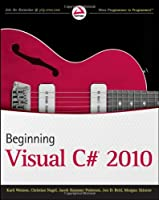 Beginning Visual C# 2010 Front Cover