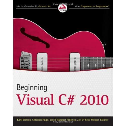 Beginning Visual C# 2010