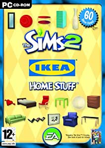The Sims 2: IKEA Home Stuff (PC CD) [import anglais]
