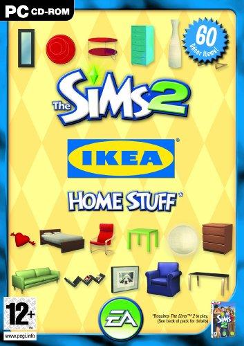 the-sims-2-ikea-home-stuff-pc-importacion-inglesa