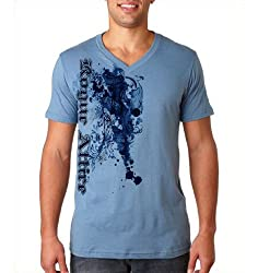 Rogue Attire Blue Blood Novelty T Shirt