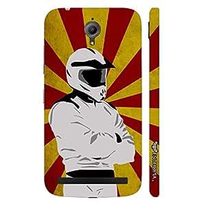 Asus Zenfone Go POP RACER designer mobile hard shell case by Enthopia