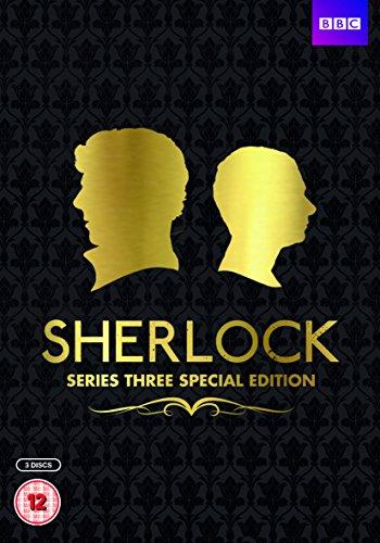 SHERLOCK Series 3 Special Edition シャーロック シーズン3スペシャル・エディション[PAL-UK]