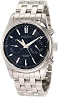 Armand Nicolet Men's 9644A-NR-M9140 M02 Classic Automatic Stainless-Steel Watch by Armand Nicolet