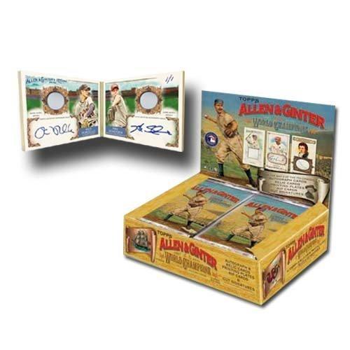 2010 Topps Allen And Ginter Baseball Hobby Box (24 Packs – 8 Cards/Pack)