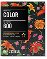 The Impossible Project Poisoned Paradise Color Film For 600 Hibiscus