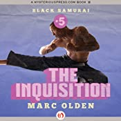 The Inquisition: Black Samurai | [Marc Olden]