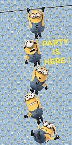 Procos Lovely Minions il partito qui poster da porta Banner-per personalizzare
