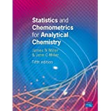 Statistics and Chemometrics for Analytical Chemistry (5th Edition)by James Miller