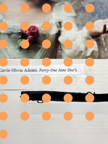 Forty-One Jane Doe's (The New Series)