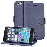 """How To Apple iPhone 6 Wallet Case – GreatShield [SHIFT LX] Slim Leather Flip Cover Case for Apple iPhone 6 4.7"""" (Oxford… Ads Purchase"""