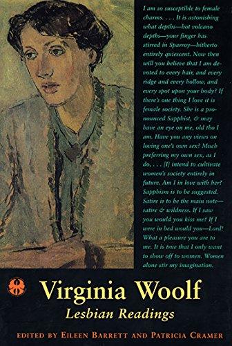Virginia Woolf: Lesbian Readings (The Cutting Edge: Lesbian Life and Literature Series)