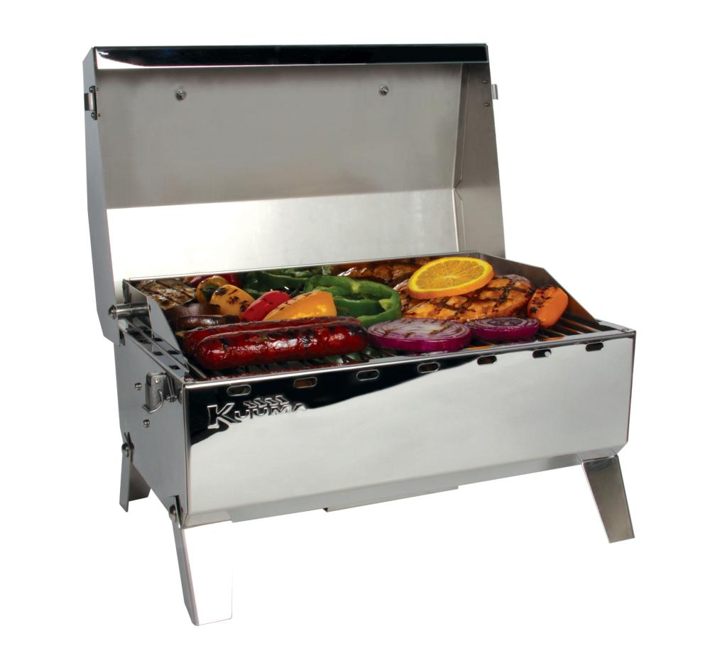 new portable propane gas grill storage bag stainless. Black Bedroom Furniture Sets. Home Design Ideas