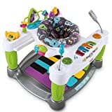 Fisher Price Step And Play Superstar Piano Activity Musical Baby Play Gym