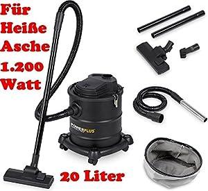 Aschesauger Kaminsauger Ascheschlucker 20Liter mit Filter Aludüse 1200 Watt  BaumarktKundenbewertung und weitere Informationen