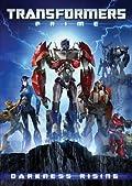 北米版DVD  トランスフォーマープライム Transformers Prime: Darkness Rising