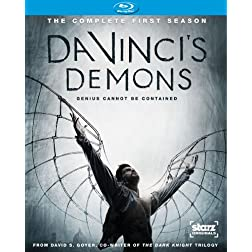 Da Vinci's Demons: The Complete First Season [Blu-ray]