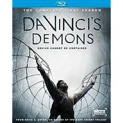 Da Vinci's Demons: The Complete First Season [Blu-ray]