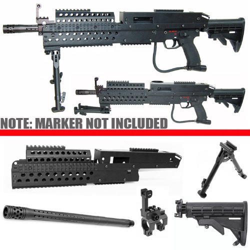 Saw Tactical Body KIT For Tippmann A5 Paintball Marker Machine GUN Style