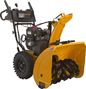 Poulan Pro PR827ES 27-Inch 205cc Briggs & Stratton 800 Series Gas Powered Two-Stage Snow Thrower With Electric Start 961920043 (Discontinued by Manufacturer)