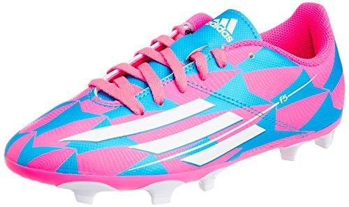 Adidas F5 FG J BLAU/RUNWHT