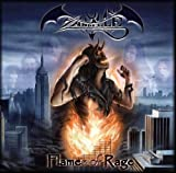 Flames of Rage by Zandelle (2009-01-01)