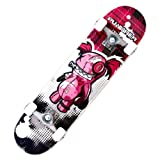 Search : Punisher Skateboards Voodoo  Complete 31-Inch Skateboard All Maple