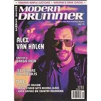 Modern Drummer Magazine (July 1993) (Alex Van Halen + Sinatra's Gregg Field + Nirvana's Dave Grohl)