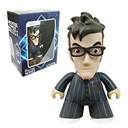 Doctor Who Titans 10th Doctor with Glasses 4 1/2-Inch Vinyl Figure
