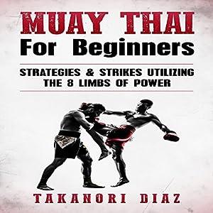 Muay Thai for Beginners Audiobook