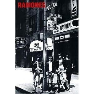 """THE RAMONES CBGB'S POSTER 24"""" X 36"""" #3167"""
