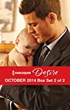Harlequin Desire October 2014 - Box Set 2 of 2: The Child They Didnt Expect\Tempted by a Cowboy\For Her Sons Sake